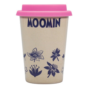 Moomin Travel Mug, Drink This While It's Hot.
