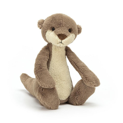 Bashful Otter, Medium - Gazebogifts