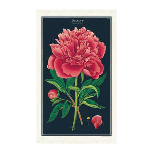 Botanica Vintage Tea Towel - Gazebogifts