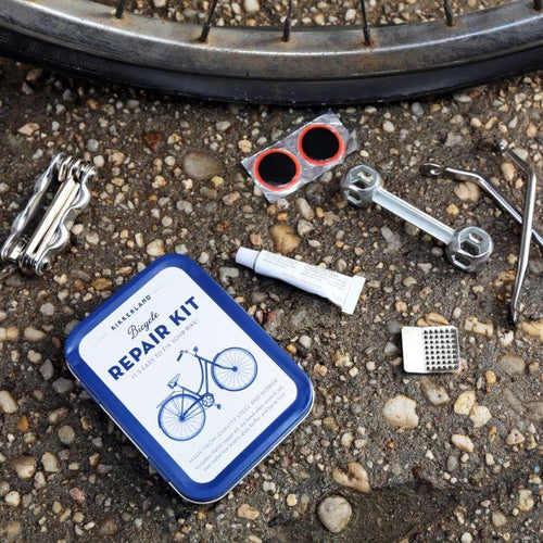 Bike Repair Kit Tin - Gazebogifts