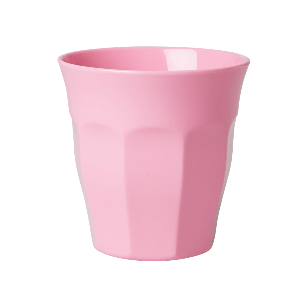Medium Melamine Cup, Pink