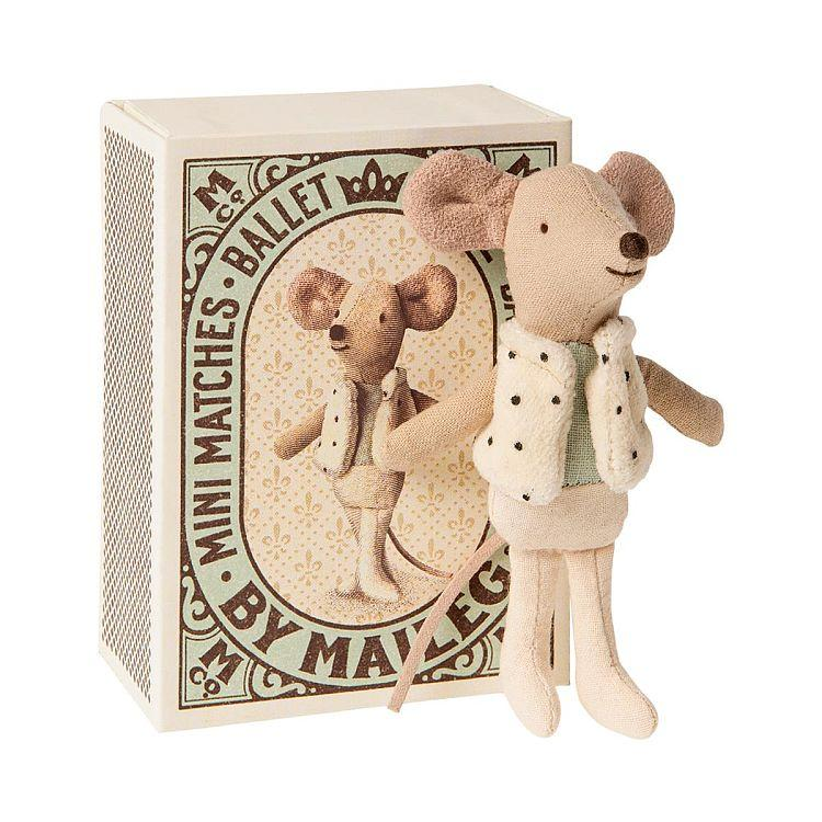 Maileg Dancer in Matchbox - Gazebogifts