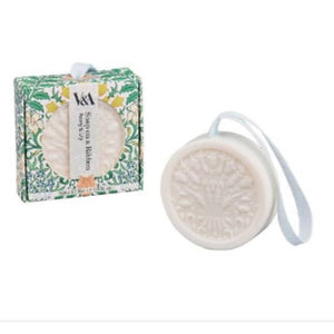 V&A, Soap on a Ribbon - Gazebogifts