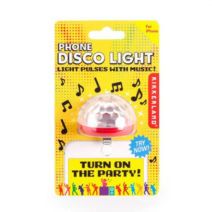 Red Phone Disco Lights - Gazebogifts