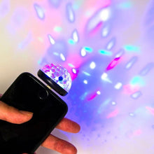 Load image into Gallery viewer, Red Phone Disco Lights - Gazebogifts