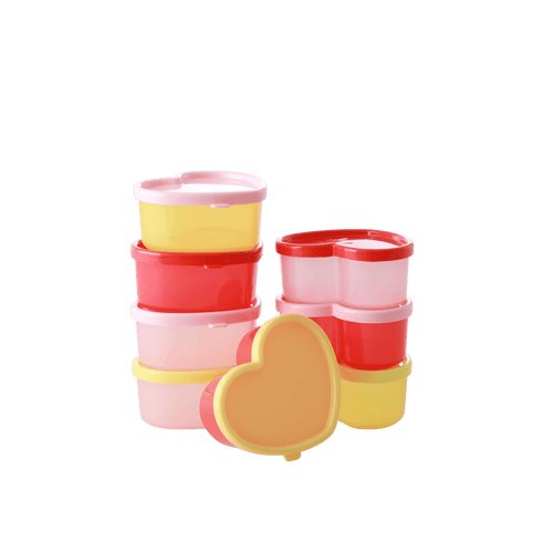 Heart Shaped Food Boxes - Gazebogifts