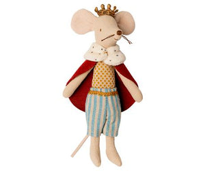 Maileg King Mouse - Gazebogifts