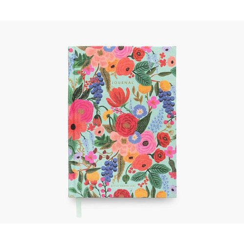 Rifle Paper Co. Garden Party Fabric Journal - Gazebogifts