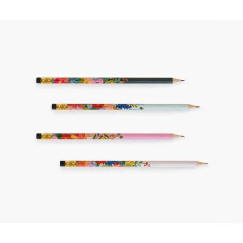 Rifle Paper Co. Writing pencils - Gazebogifts
