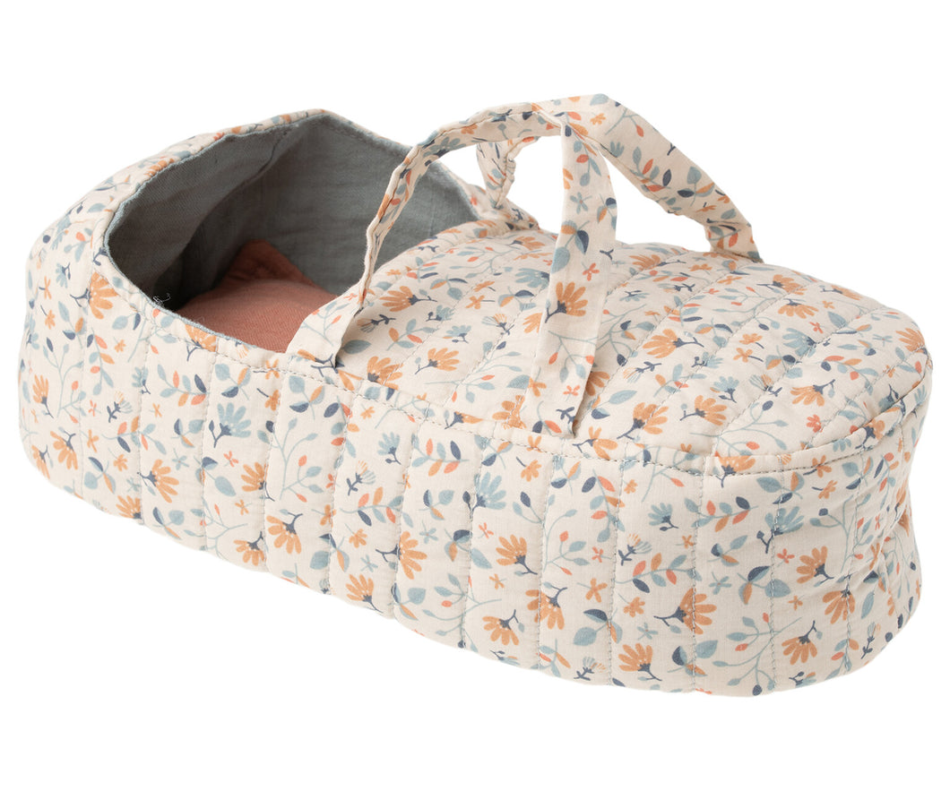 Maileg Quilted Carry Cot - Gazebogifts