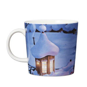 Moomin Mug, Midwinter