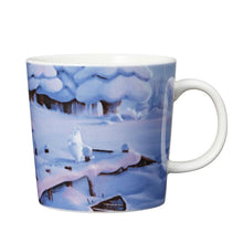 Load image into Gallery viewer, Moomin Mug, Midwinter