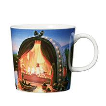 Load image into Gallery viewer, Moomin Mug, Golden Tale - Gazebogifts