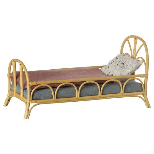 Maileg Rattan Bed - Gazebogifts
