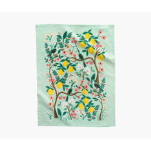 Load image into Gallery viewer, Rifle Paper Co. Shanghai Garden Tea Towel - Gazebogifts