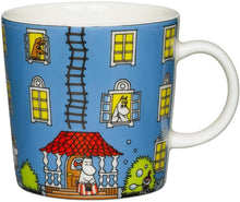 Load image into Gallery viewer, Moomin Mug, Moomin House - Gazebogifts