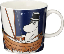 Load image into Gallery viewer, Moomin Mug, Moominpapa Deep Blue - Gazebogifts