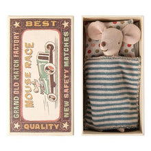 Load image into Gallery viewer, Maileg Big Brother Mouse in Matchbox - Gazebogifts