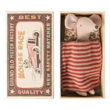 Load image into Gallery viewer, Maileg Big Sister Mouse in Matchbox - Gazebogifts