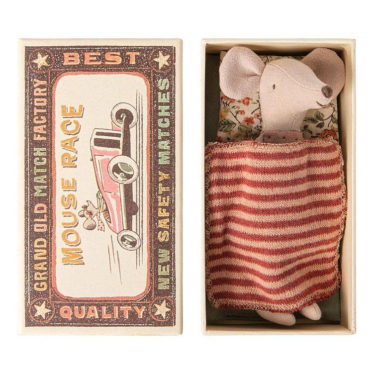Maileg Big Sister Mouse in Matchbox - Gazebogifts