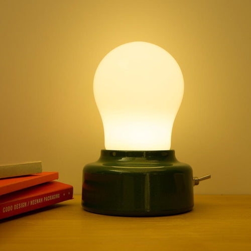 Kikkerland Bulb Light - Gazebogifts
