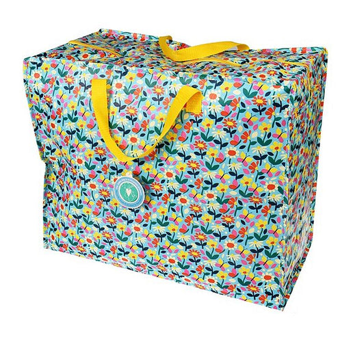 Butterfly Garden Jumbo Bag - Gazebogifts