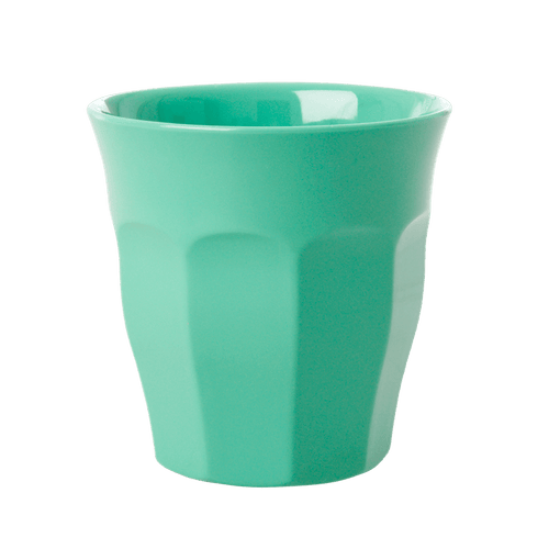 Medium Melamime Cup, Emerald Green - Gazebogifts