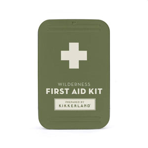 Wilderness First Aid Kit - Gazebogifts
