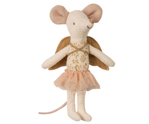 Maileg Big Sister Angel Mouse - Gazebogifts