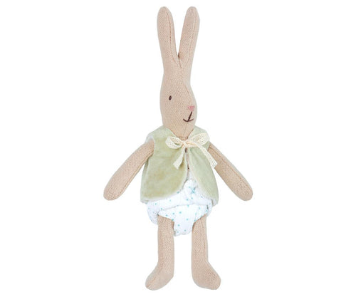 Maileg Micro Rabbit Baby Boy - Gazebogifts