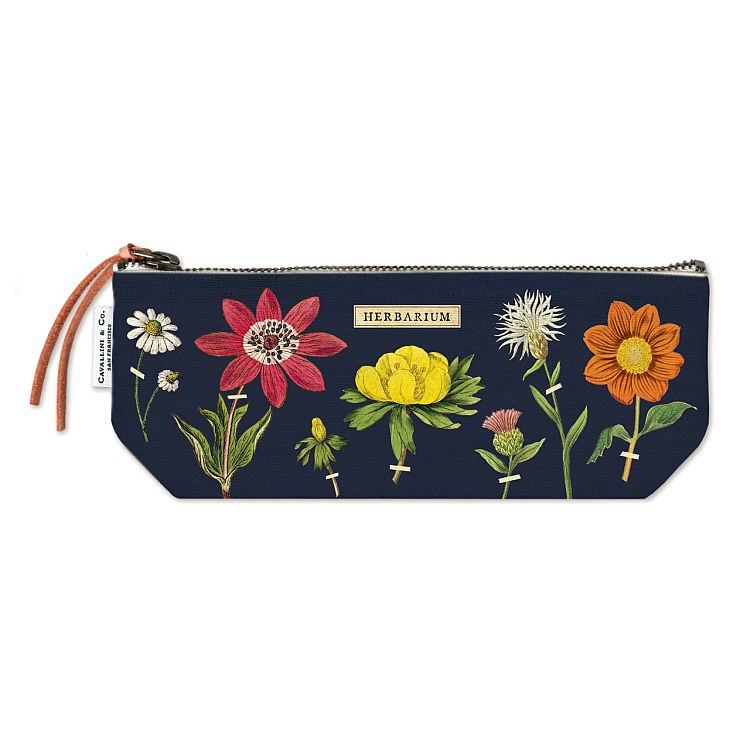 Herbarium Mini Pouch - Gazebogifts