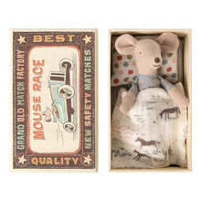 Load image into Gallery viewer, Maileg Little Brother Mouse in Matchbox - Gazebogifts