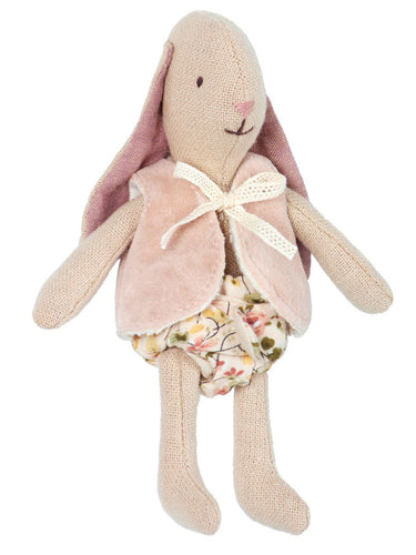 Maileg Micro Rabbit Baby Girl - Gazebogifts