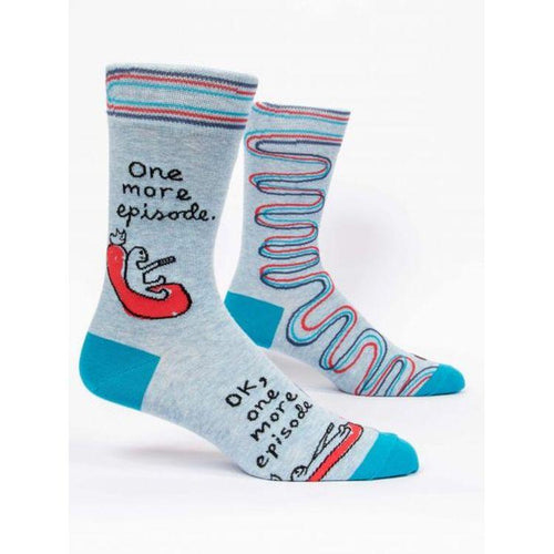 One More Episode M-crew Socks - Gazebogifts