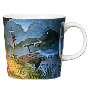 Moomin Mug, Night of the Groke - Gazebogifts
