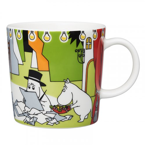 Discontinued Moomin Mug, Summer Theatre - Gazebogifts