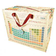 Load image into Gallery viewer, Periodic Table Design Jumbo Storage Bag - Gazebogifts