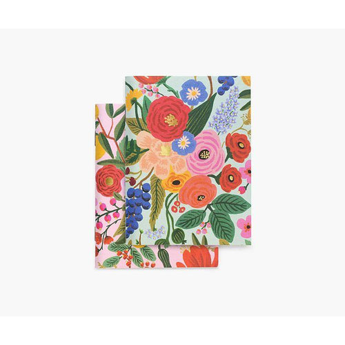 Rifle Paper Co. Garden Party Pocket Notebooks - Gazebogifts