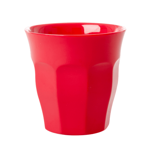Medium Melamine Cup, Red Lipstick - Gazebogifts