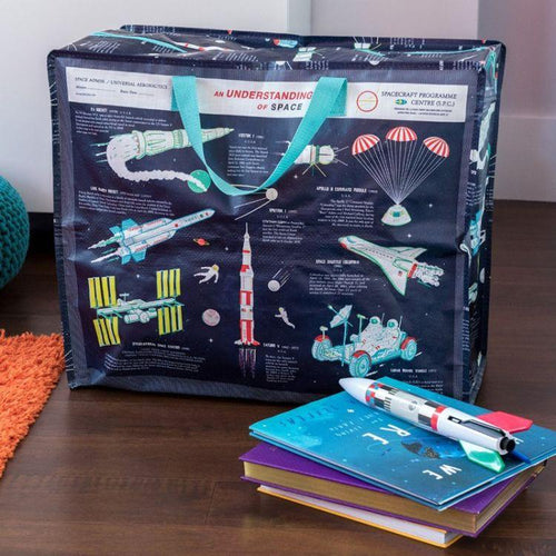 Space Age Jumbo Bag - Gazebogifts