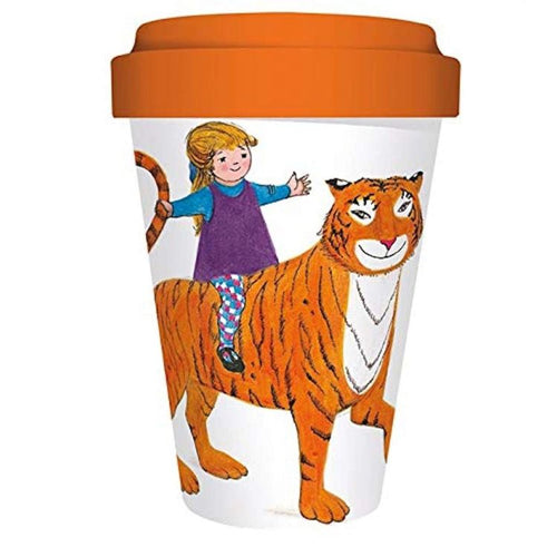 'Tiger Who Came to Tea' Travel Mug - Gazebogifts