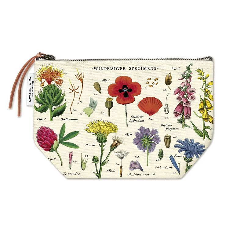 Wildflowers Pouch - Gazebogifts