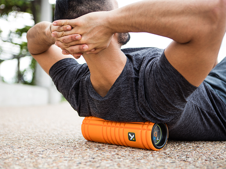 Trigger Point Therapy: How Vibration + Foam Rolling Unlocks Tight Muscles