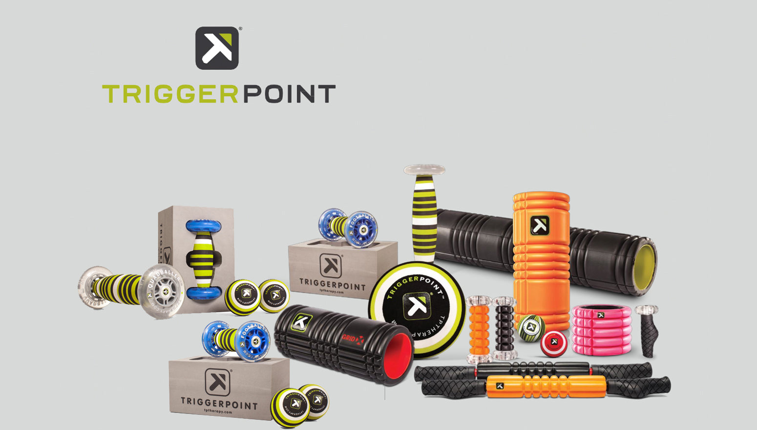 3bed756e4add0 Triggerpoint Performance Therapy