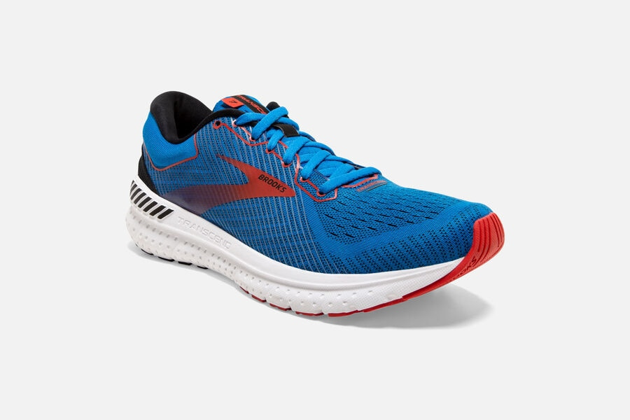 Brooks Men's Transcend 7 D481