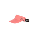 2XU Unisex Performance Visor : UQ6165F -  Pink Lift/Black