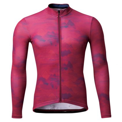 Pearl Izumi Ignite Long Sleeved Jersey / RED (323BL)