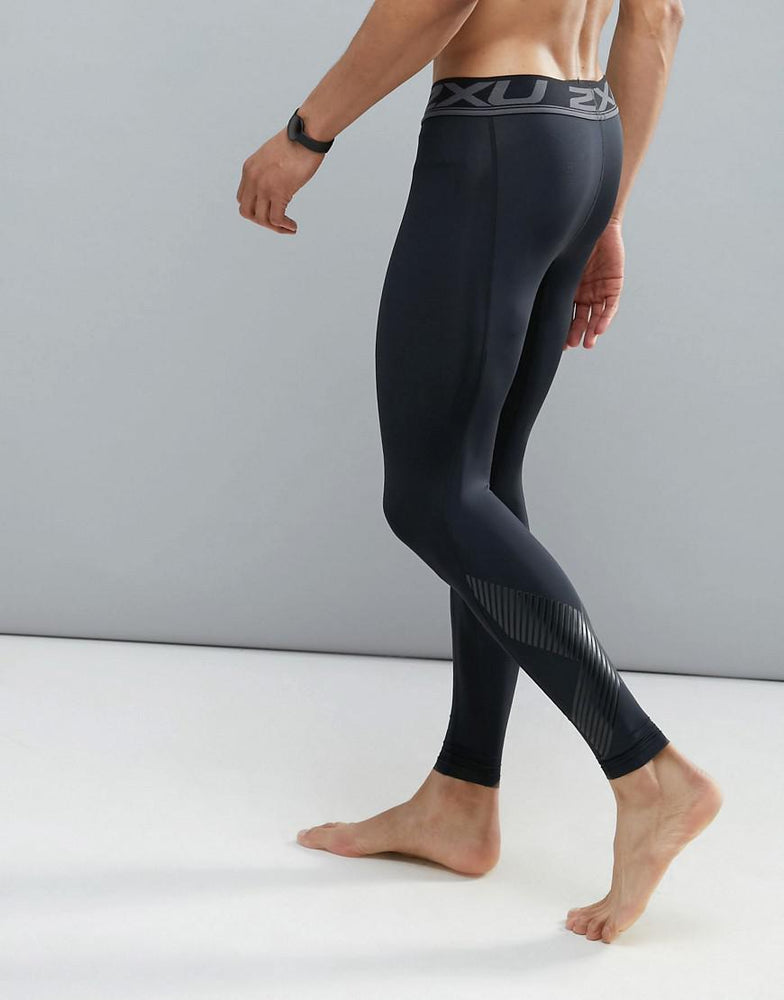2XU ACCELERATE COMPRESSION TIGHTS-MA4476B (BLK/ASN)