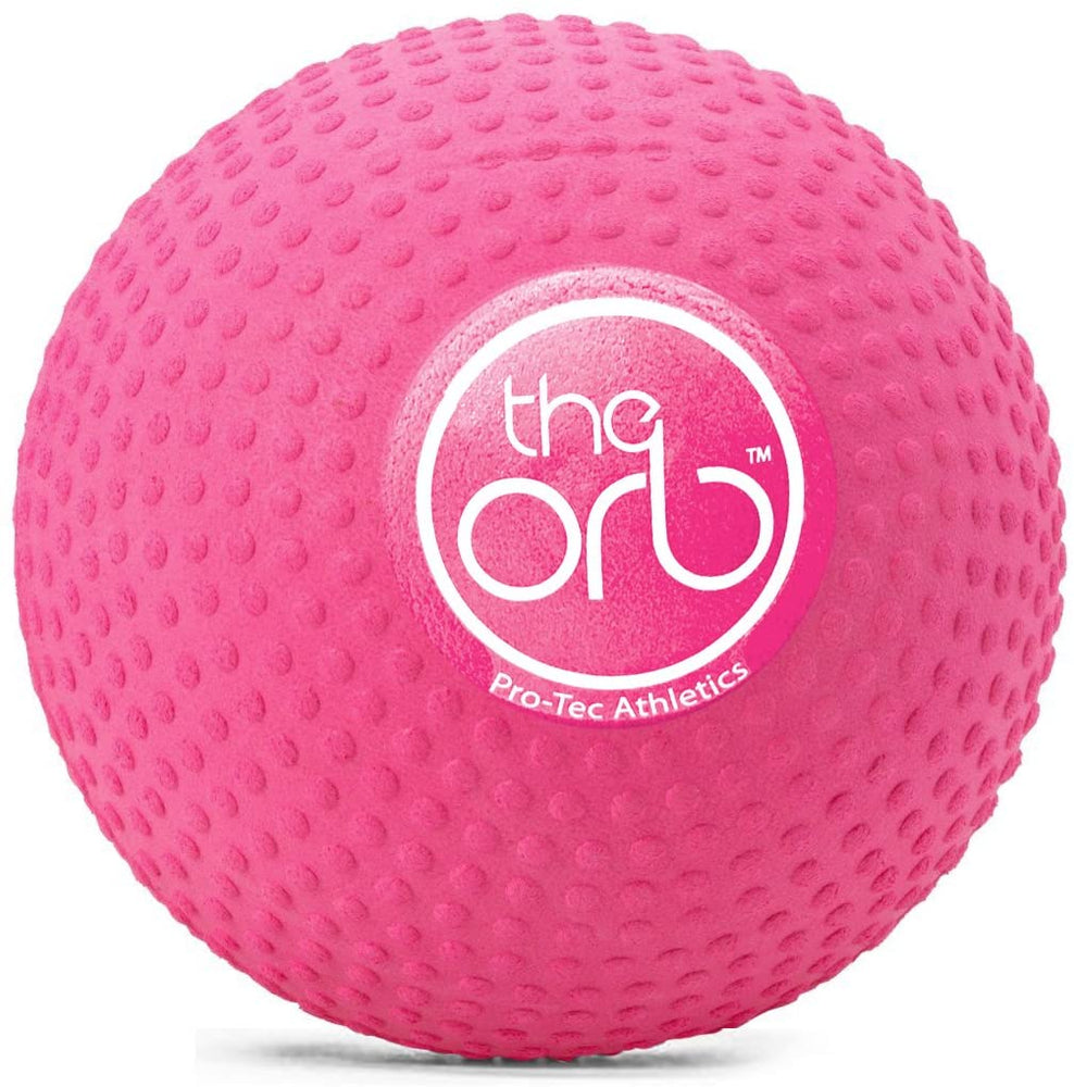 PRO-TEC The Orb Massage Ball Pink 5 INCH
