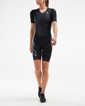 2XU Women's Compression Sleeved Trisuit WT5521D